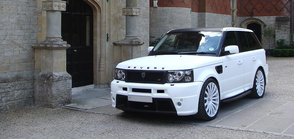 Land Rover Sport >> Void Auto | Car Conversion Gallery & Wheel Conversion ...
